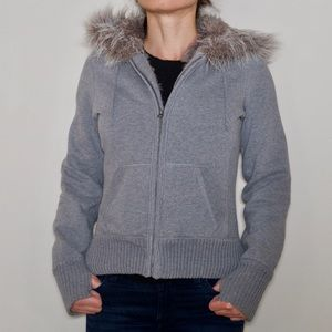 Not Your Ordinary Zipped Hoodie!